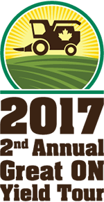 2017 Great Ontario Yield Tour Logo