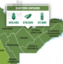 2017 Eastern Ontario Planting Intentions