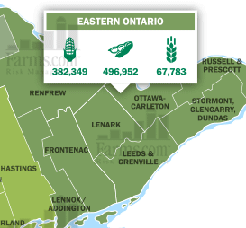 2018 Eastern Ontario Planting Intentions
