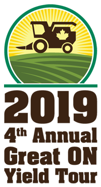 2019 Great Ontario Yield Tour Logo