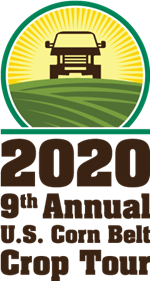 2020 US Corn Belt Crop Tour