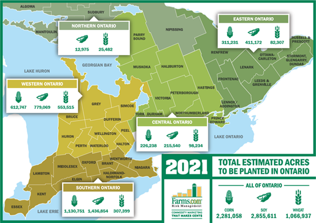 2021 planting intentions survey